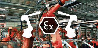 RobotEx: explosion proof industrial robots